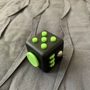 Accessories - Fidget Cube